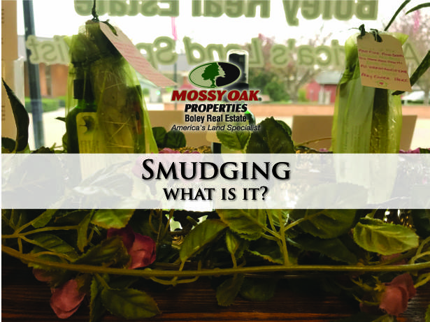 Smudging….What is it?