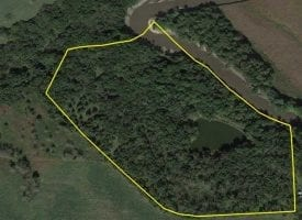 22 acres m/l in Decatur County, IA