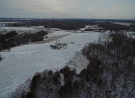 60 acre Hunting Farm Van Buren County, Iowa