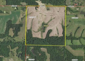160 m/l acres in Union County, IA