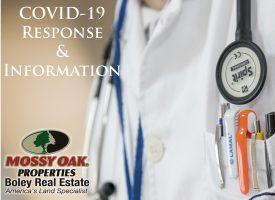 COVID-19 (Coronavirus) Response & Update