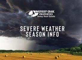 Severe Weather  Season Info
