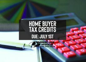 Homestead Tax Credit (& More)