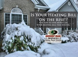 Is Your Heating Bill On The Rise?