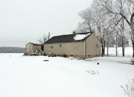 +/- 5 Acres with 2BR/BA Home for sale Wapello County