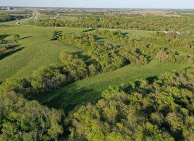 51 acres, m/l, land for sale in Jefferson County, Iowa