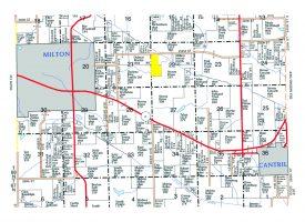 70 +/- Acre Hunting Property In Van Buren County, IA.