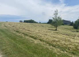 Building lot near Lake Sugema in Van Buren Co., Iowa