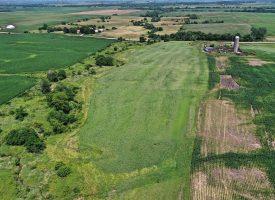 20 m/l acre farm for sale in Wapello County
