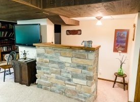 3BR/3BA Home for sale on 17 acres in rural Keosauqua, IA