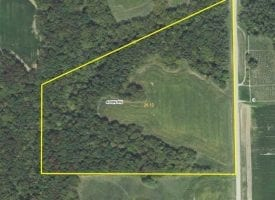 26.12 Acres Great Building Site with incredible hunting.
